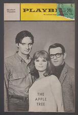 The Apple Tree Playbill August 1967 Alan Alda Barbara Harris Larry Blyden