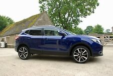 Nissan Qashqai 1.5dCi ( Glass Roof ) Tekna Fully loaded with 31500 M. FNSH