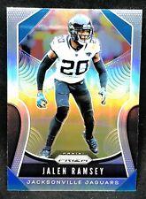 Jalen Ramsey 2019 Panini Prizm Silver Short Print Rams Jaguars