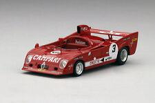 TSM 164310:1/43 Alfa Romeo T33 TT F12 #3 1975 Watkins Glen 6hr 2nd Pl M.Andretti