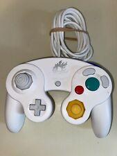 Official Nintendo Super Smash Bros. White GameCube / Wii U Controller TESTED UK