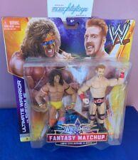 WWE Sheamus & Ultimate Warrior Battle Pack Basic Wrestling Figure Wrestlemania