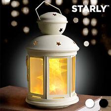 Lampada Lanterna Starly Luce a LED Proiettore Forma di Stelle Appendibile Tavolo