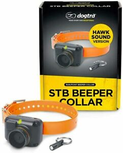 STB Beeper Collar Hawk Version Run Point Dog Training Collar for Upland Gun Dog