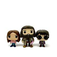 Funko Pop Advent Calendar 2018 Hermione Granger Hagrid Harry Potter Mini Figures