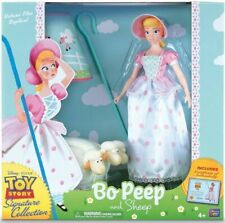 NEW TOY STORY SIGNATURE COLLECTION BO PEEP and SHEEP