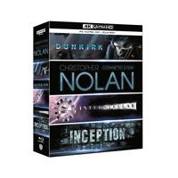 Box *** CRISTOPHER NOLAN Collezione 3 Film (3 4K Ultra HD + 6 Blu-Ray Disc) ***