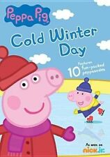 Peppa Pig Cold Winter Day - Dvd-standard Region 1