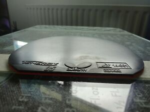 used table tennis rubber BUTTERFLY TENERGY 05 143mm x 146mm
