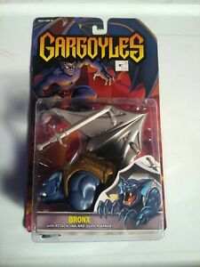 GARGOYLES BRONX Action Figure Brand New Sealed