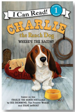 Charlie the Ranch Dog: Where's the Bacon? NEW I Can Read! Beginning Reading 1 PB