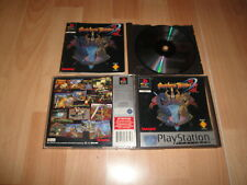 BATTLE ARENA TOSHINDEN DE TAKARA PARA LA SONY PLAY STATION 1 PS1 USADO COMPLETO
