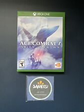 USED ACE COMBAT 7 XBOX ONE XB1 USA SELLER FREE SHIPPING!