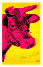 Andy Warhol Portrait Art