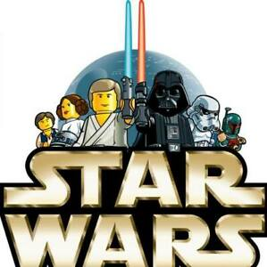 STAR WARS LEGO VEHICLES FIGURES ACCESORIES PLUS OTHER PARTS
