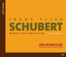 VERMEULENJ - WORKS FOR FORTEPIANO VOL 5 [CD]