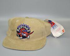 Toronto Raptors NBA Vintage 90's Sports Specialties Adjustable Strapback Cap Hat