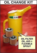 OIL FILTER CHANGE KIT for Yamaha TDM850 1991 - 2001 | TRX850 1996 - 2002