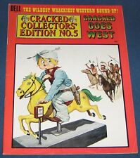 Cracked Collector's Edition #5 Spring 1975 Cracked Goes West