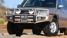 ARB 3413050 Deluxe Bull Bar w/ Winch Mount for Toyota Land Cruiser 100 Series