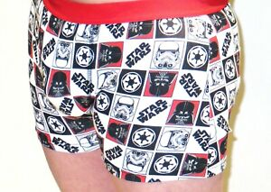 Men's Star Wars Stormtrooper Boxers Trunks Underwear