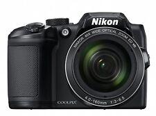 Nikon COOLPIX B500 Black 16MP 40x Optical Zoom Digital Camera Expedited Shipping