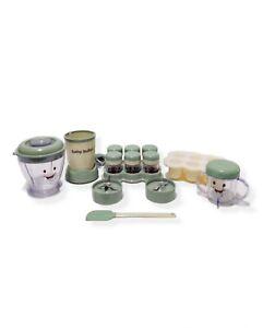 Magic Bullet BABY BULLET Food Blender BB-101S - Complete