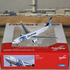 "Herpa Wings Egyptair ""New Color"" A330-300 (NG)  1/500"