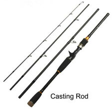 Fishing Rod Spinning Casting Rod Carbon Fiber Telescopic Fishing Pole 2.1M-3.0M