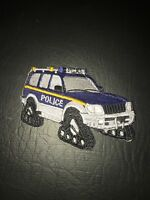 Toyota Police Patch