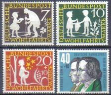 BUND 322 - 325 ** Märchen Gebrüder Grimm,  einwandfrei postfrisch