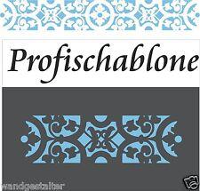 Wandschablone, Stupfschablone, Malerschablone, Wandschablonen  - Mittelalter