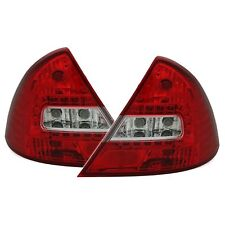 FEUX ARRIERE LED FORD MONDEO BERLINE 10/2000-5/2007 ROUGE & BLANC CRISTAL