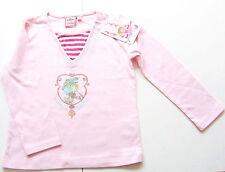 LA Shirt Gr.98 Lillifee NEU 100% Baumwolle rosa glitzer Lampion Schirm kinder
