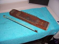 Vintage UKELIN Stringed instrument Violinuke  W/bow #7  as is