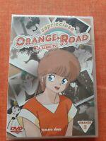 CAPRICCIOSA ORANGE ROAD LA SERIE TV Kimagure VOL. 3 Yamato Video DVD NUOVO NEW
