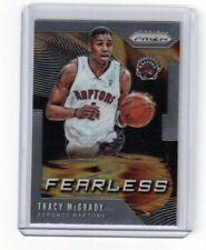 Basketball 2019-20 Panini Prizm Fearless Card # 13 Tracy McGrady Toronto Raptors