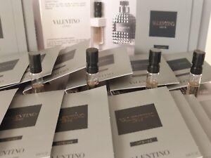 Valentino Intense Eau De Parfum Spray Set of 24 Samples 1.5ml / 0.05oz