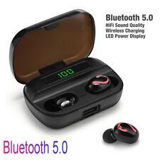 Bluetooth 5.0 Headset TWS Wireless Earphones Mini Earbuds Stereo Headphones 2020
