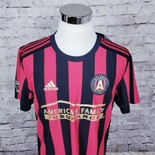 2019 Atlanta United Home Adidas Climalite Jersey Soccer Football Size large