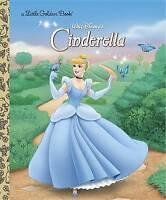 NEW - Walt Disney's Cinderella (a Little Golden Book) by RH Disney
