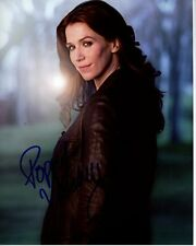 POPPY MONTGOMERY Signed Autographed UNFORGETTABLE CARRIE WELLS Photo
