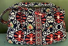 VERA BRADLEY Sun Valley Large Shoulder Bag Purse Handbag