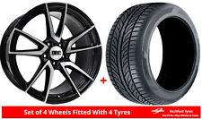 "Alloy Wheels & Tyres 19"" DRC DLA For Suzuki Grand Vitara [Mk2] 05-15"