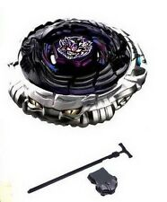 TAKARA TOMY JAPAN BEYBLADE METAL FURY BB-122 DIABLO NEMESIS X:D BOTTOM+Launcher