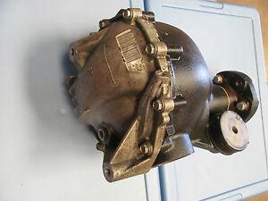 JAGUAR XJ8 XJR VANDEN PLAS  DIFFERENTIAL V8 4.2L  2004 2005 2006 2007 2008 2009
