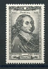 STAMP /  TIMBRE FRANCE NEUF N° 614 ** BLAISE PASCAL