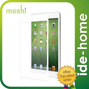 Moshi iVisor XT clear Screen Protector for iPad mini 1 / 2 / 3 - White