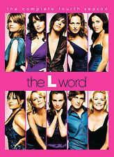 The L Word - The Complete Fourth Season (DVD, 2007, 4-Disc Set, Widescreen)