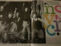 N´ Sync Justin Timberlake lot collection spanish reports clippings RE
